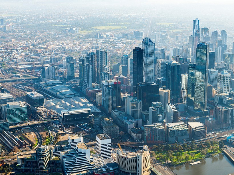 Melbourne CBD Reaches Record Low Commercial Vacancy Rate
